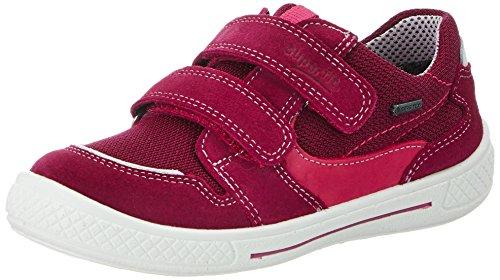 Superfit Tensy Surround Mädchen Sneaker, Violett (MASALA KOMBI 37), 32 EU