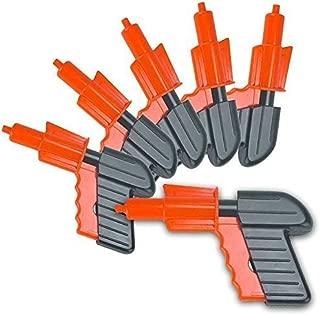6 Potato Guns, Spud Shooters, Shoots Harmless Potato Pellets, Environment Friendly