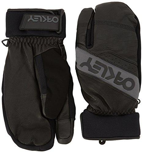 Oakley Herren 94264-01K-XL Gloves, Jet Black, xl