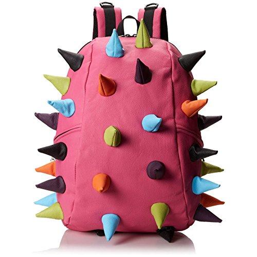 Madpax jóvenes de poliuretano spiketus Rex Fullpack Mochila Rosa Pink Streamers