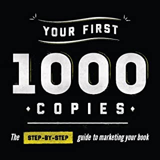 Your First 1000 Copies audiobook cover art