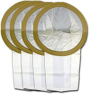 EnviroCare Replacement Vacuum Cleaner Dust Bags for Filtex Central Vacuum 12 Gallon 4 Pack