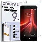 REY Protector de Pantalla para UMIDIGI UMI Z1 / Z1 Pro, Cristal Vidrio Templado Premium