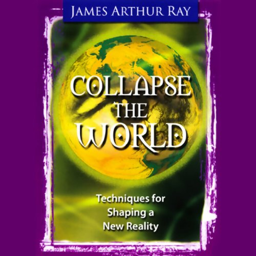 Collapse the World audiobook cover art