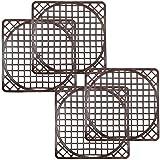 com-four® 4 Spülbeckenmatten universal, Spülmatte schützt die Oberfläche...