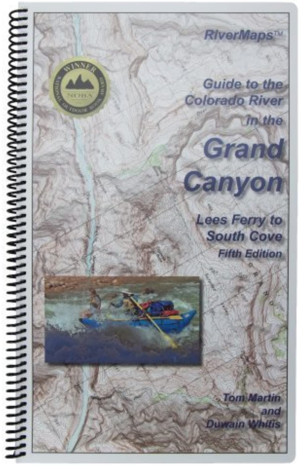Guide to the colorado River in the Grand Canyon by River Maps