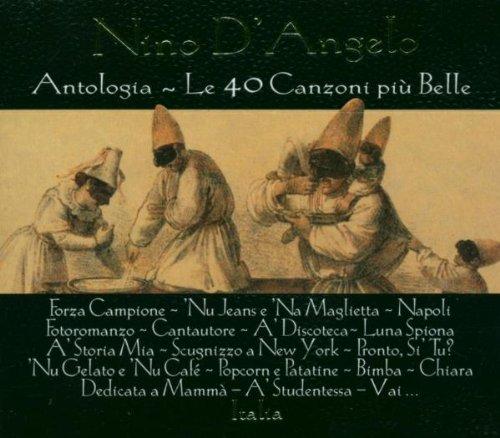 Antologia-le 40 Canzoni Piu Belli