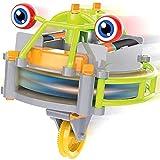 YIPINZHONGKE Foreverspin Spinning Tops Fingertip Gyroscope, Lights for Boy Girls led Spinnerled Fidget Spinner Prime Outdoor Kids Ages 3-12 Age Sensory Unique Adults Intelligent Novelty Base Robot