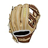 Wilson 2021 A2000 Spin Control 1786 (Infield) - Right Hand Throw,11.5',Blonde, Yellow, WBW100153115, Large