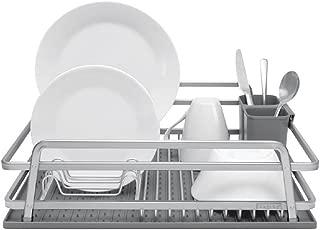 ta da TDDR100DSDG Dish Rack, Dark Grey