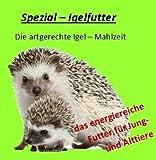 cura-canin Premiumfutter Igelfutter Wildtierfutter Spezial Futter für Igel Ganzjahresfutter