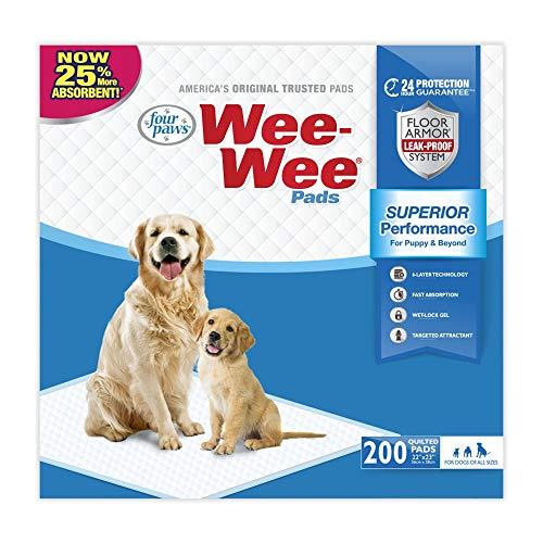do wee wee pads work