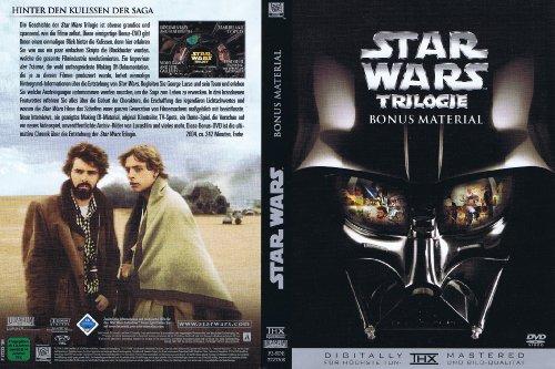 Star Wars Trilogie - Exklusives Bonusmaterial