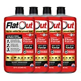 FlatOut 99906 4-Pack Tire Additive (Multi-Purpose Formula), for Boat Trailers, ATV/UTVs, Golf Carts,...