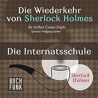 Die Internatsschule (Sherlock Holmes - Das Original) Titelbild
