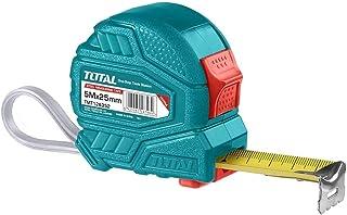 TOTAL TOOLS Steel measuring Tape 5mx25mm - TMT126352 - 2725603221840