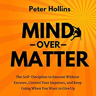 Mind over Matter audiobook cover art