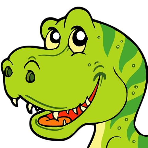 Dinosaurier-Spiele für Kinder - lustige und lehrreiche Puzzle Lernspiel für Vorschulkindergarten oder Kleinkinder, Jungen und Mädchen jeden Alters