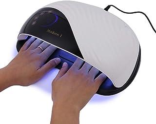 Máquina Secadora De Uñas 120W Pantalla LCD Grande Lámparas De Uñas Autosense 42 Leds Lámpara LED UV De Secado Rápido