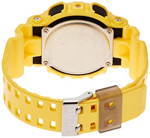 『[カシオ] 腕時計 ジーショック BIG CASE SERIES GA-110NM-9AJF イエロー』の2枚目の画像