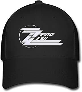 f7e32e90cbe YZH hot 2016 ZZ top poster 2016 Baseball Cap Snapback Hats Adjustable Hat  For adult Black