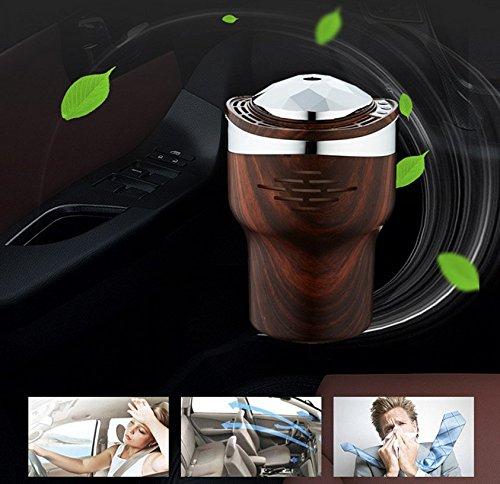 KITCHEN TOOLS Coche purificador de aire aniones Aromaterapia USB de coche,un humidificador de máquina