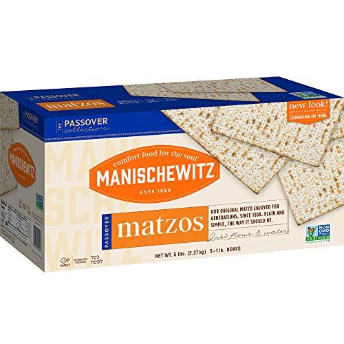 Manischewitz Passover Matzo