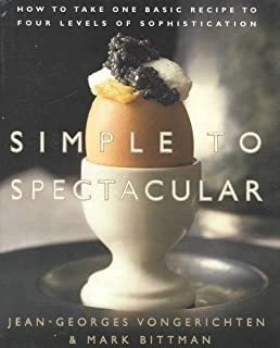 Simple to Spectacular