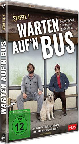 Warten auf\'n Bus - Staffel 1 - [DVD]