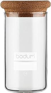 Bodum - 8525-109-2 - Yohki - Bocal avec Couvercle en Liège - 0,25 L