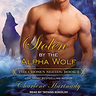 Stolen by the Alpha Wolf cover art