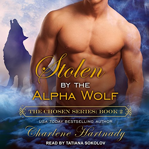 Stolen by the Alpha Wolf audiobook cover art