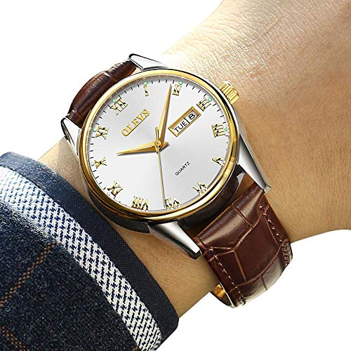 The New Wrist Watches for Men with Date and Day