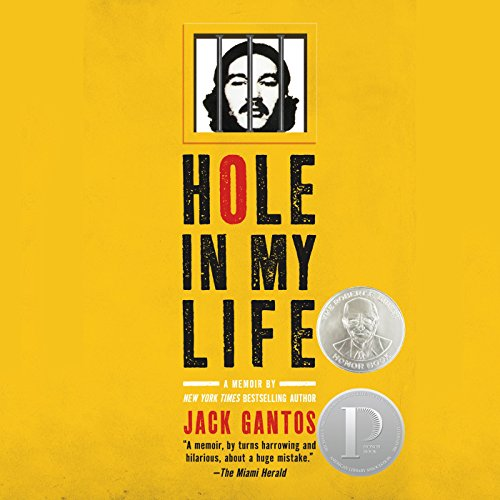 Hole in My Life audiobook cover art