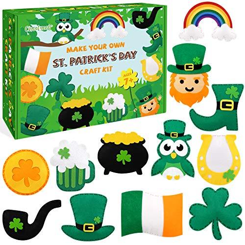 St. Patrick's Day Felt Craft Kit