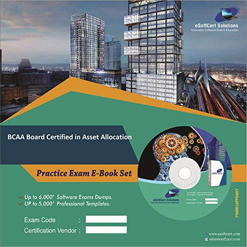 BCAA Board Certified in Asset Allocation Exam Complete Video Learning Solution (DVD)