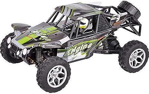 SPFTOY Fernbedienung Auto 1 18 Verh nis Allradantrieb Wüste Gel elauf Fledermaus Auto Kinder Fernbedienung Stunt Auto Spielzeug