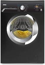 غسالة ملابس اتوماتيك بالبخار 8 كجم، 1200 لفة فى الدقيقة من زانوسي ZWF8251BXV TC2 - اسود