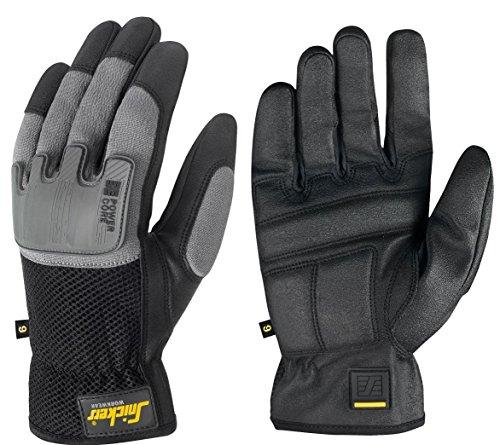 SNICKERS Power-Handschuhe 9585 Gr. 10, Schwarz