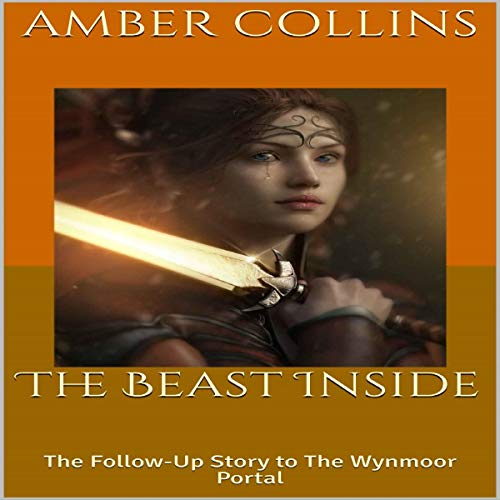 The Beast Inside Audiobook By Amber Collins cover art