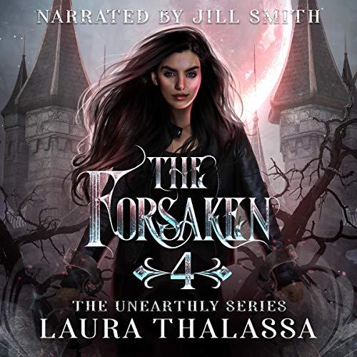 The Forsaken audiobook cover art