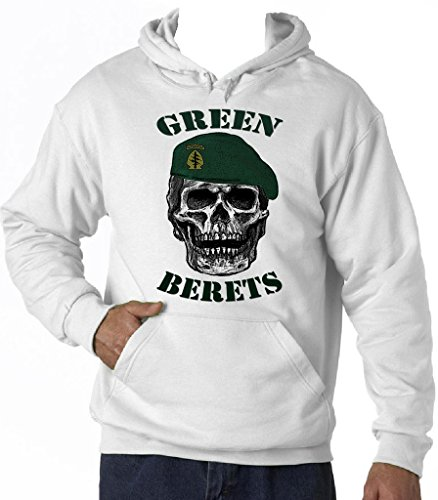 teesquare1st Green Berets 1 Sudadera con Capucha
