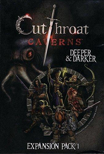 Pegasus Spiele Smirk & Dagger 41 Cutthroat Caverns. Deeper and Darker EXP. 1