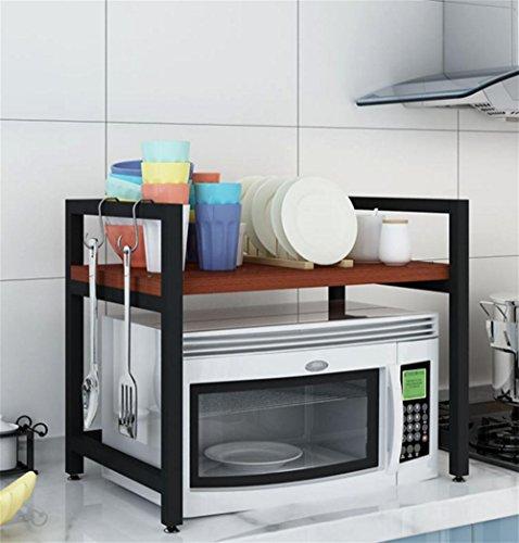 SQL Cuisine micro-ondes étagère 2 couches four vaisselle de cuisine , a