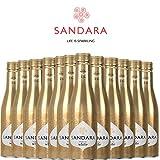 Sandara Espumoso Blanco botella aluminio 250 ml caja 12 botellas