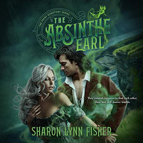 The Absinthe Earl audiobook cover art