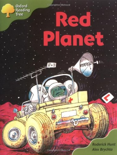 Oxford Reading Tree: Stages 6-7: Storybooks (magic Key): Red Planetの詳細を見る