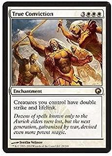 Magic: the Gathering - True Conviction - Scars of Mirrodin - Foil