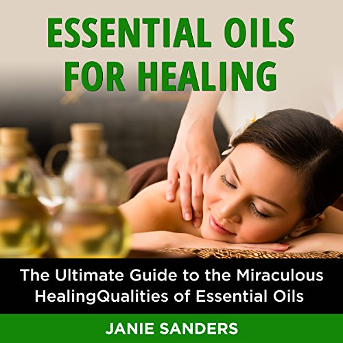 Essential Oils for Healing cover art
