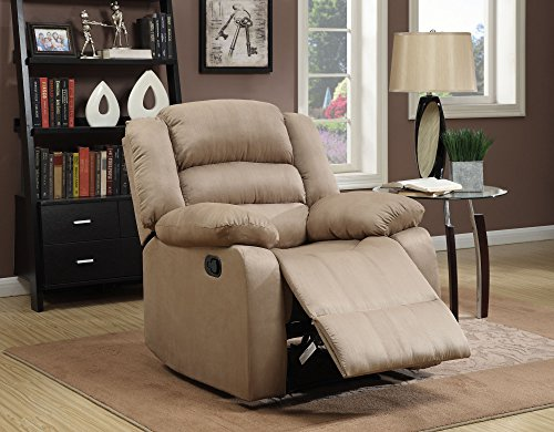 NHI Express Addison Recliner, Mocha
